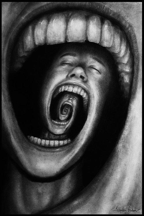 Photo credit:http://rebloggy.com/post/art-depression-artwork-mental-illness-mental-health/41351603005